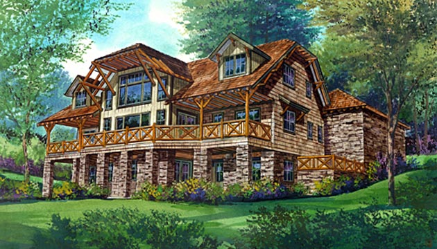 Greenbrier Summit Trail  Residence